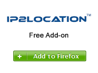 IP2Location Firefox Add-on